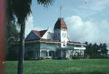 Palace of King Taufa'ahau Toupou